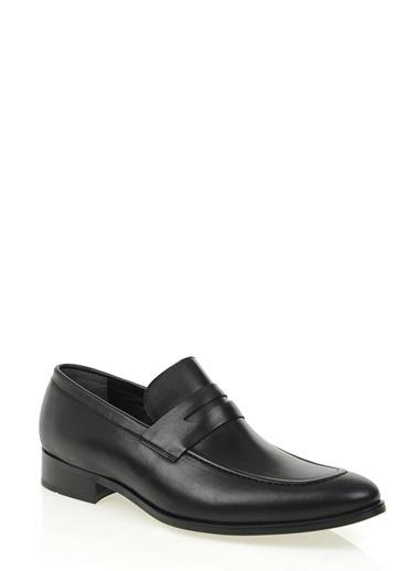 Daffari %100 Deri Klasik Ayakkabı Siyah